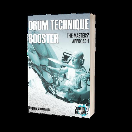 Potenzia La Tua Tecnica Usando L'Approccio Dei Grandi Drummers.